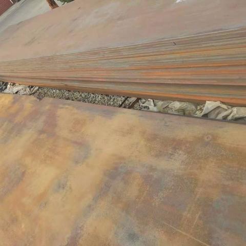 寶鋼紅銹鋼板,耐候鋼板加工紅銹